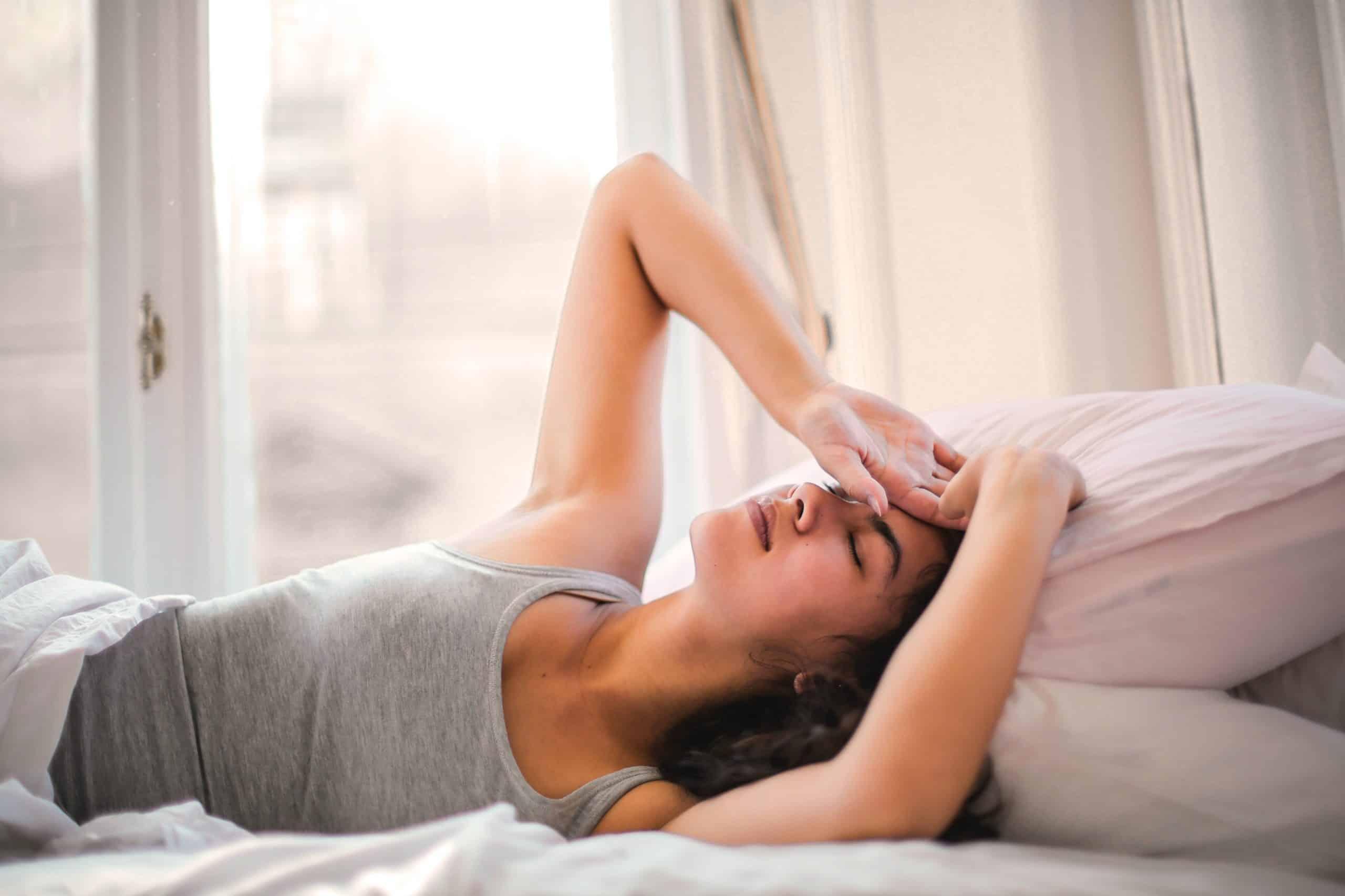 zyklusabhängige Migräne
