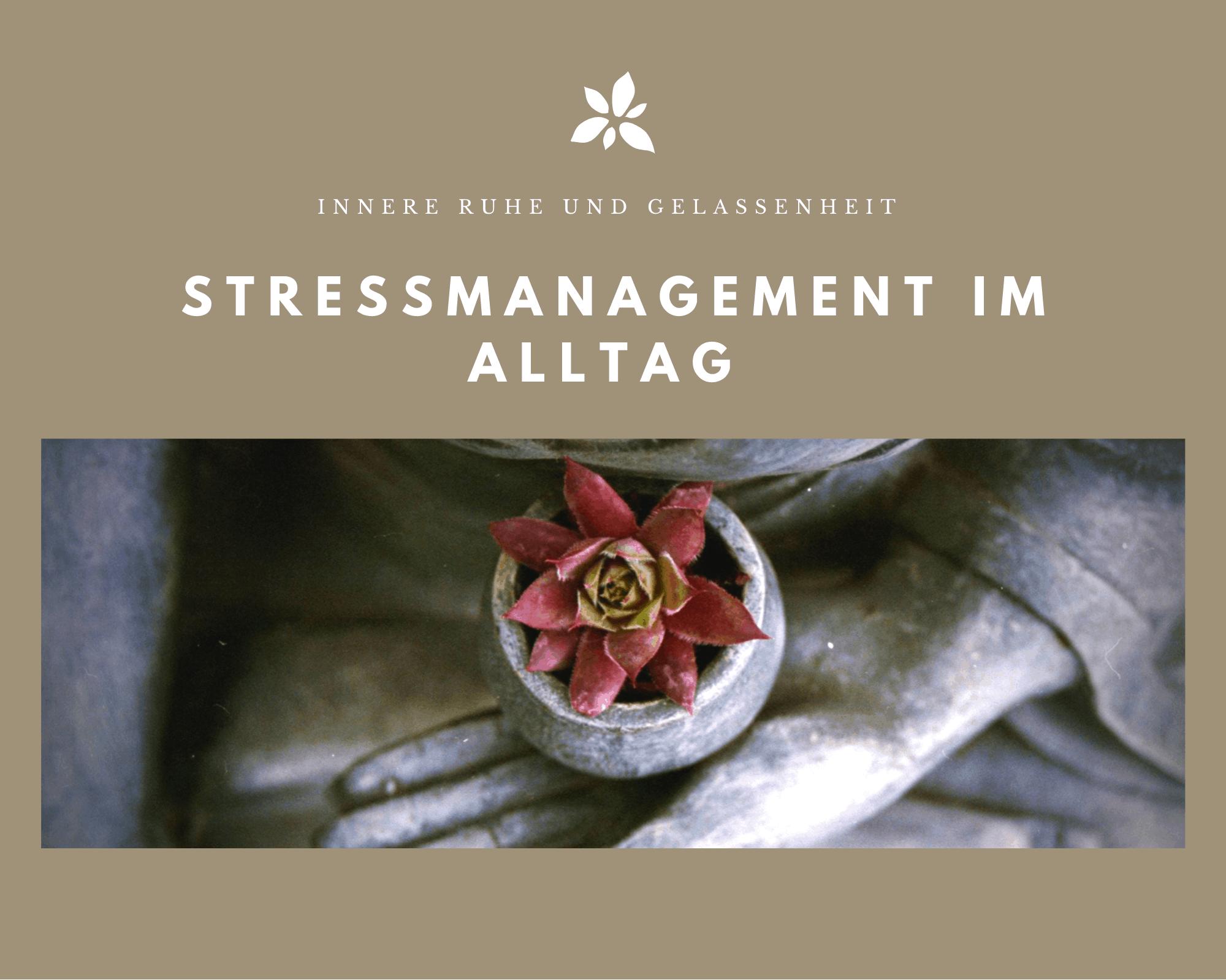 Coaching Stressmanagement