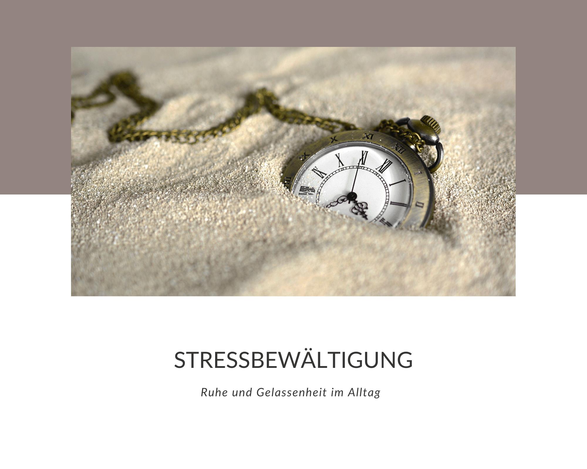 Beratung/ Coaching Stressmanagement